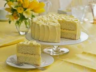 Resep Lemon Butter Cake Lezat