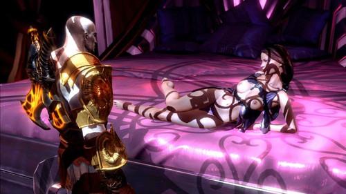 God Of War Sex Mini Game