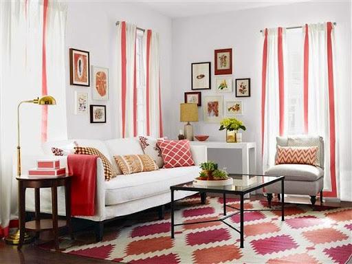 Model Desain Karpet Ruang Tamu Minimalis Modern Terbaru 2015