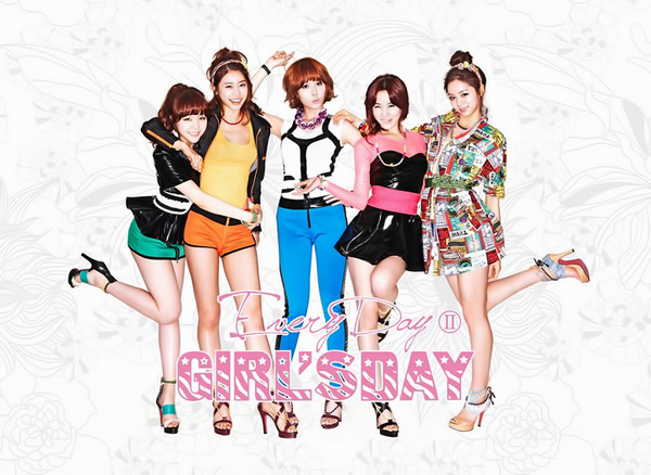 [Mini Album] Girls Day   Everyday II