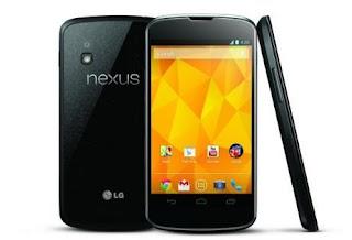 Smartphone Lg Nexus 4 Sudah Pre Order Di Indonesia