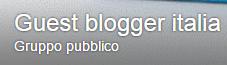 gruppo guest blogger italia