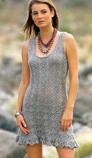 How To Crochet A Dress