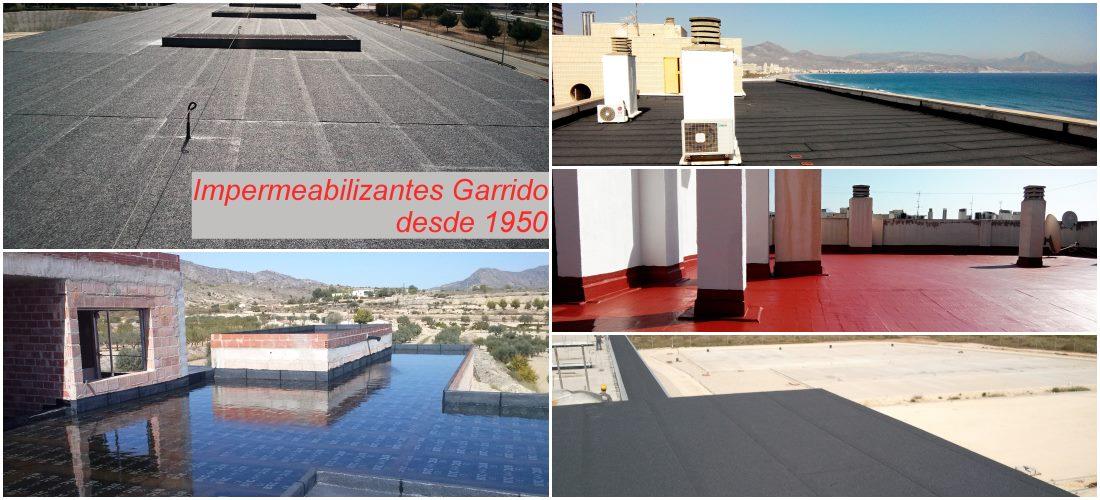 IMPERMEABILIZANTES GARRIDO