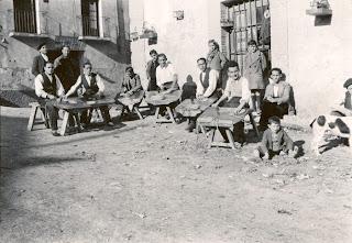 fabricacion artesanal alpargatas