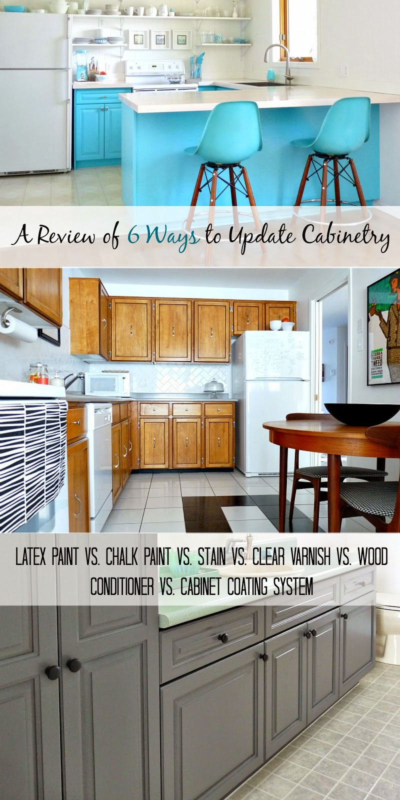 cabinet refinishing paint vs stain vs cabinet coating