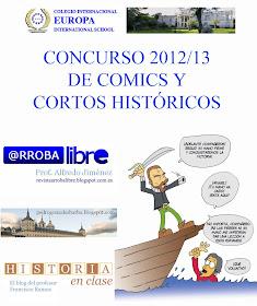 CONCURSO DE COMICS HISTÓRICOS