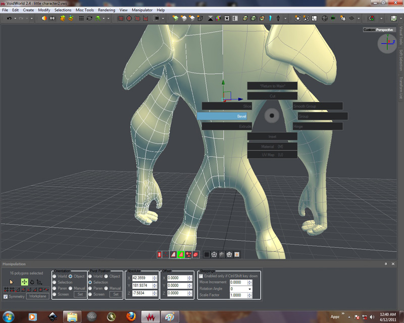 Voidworld New Awesome 3d Modeling App