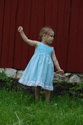 thebusybuglife smocked dress
