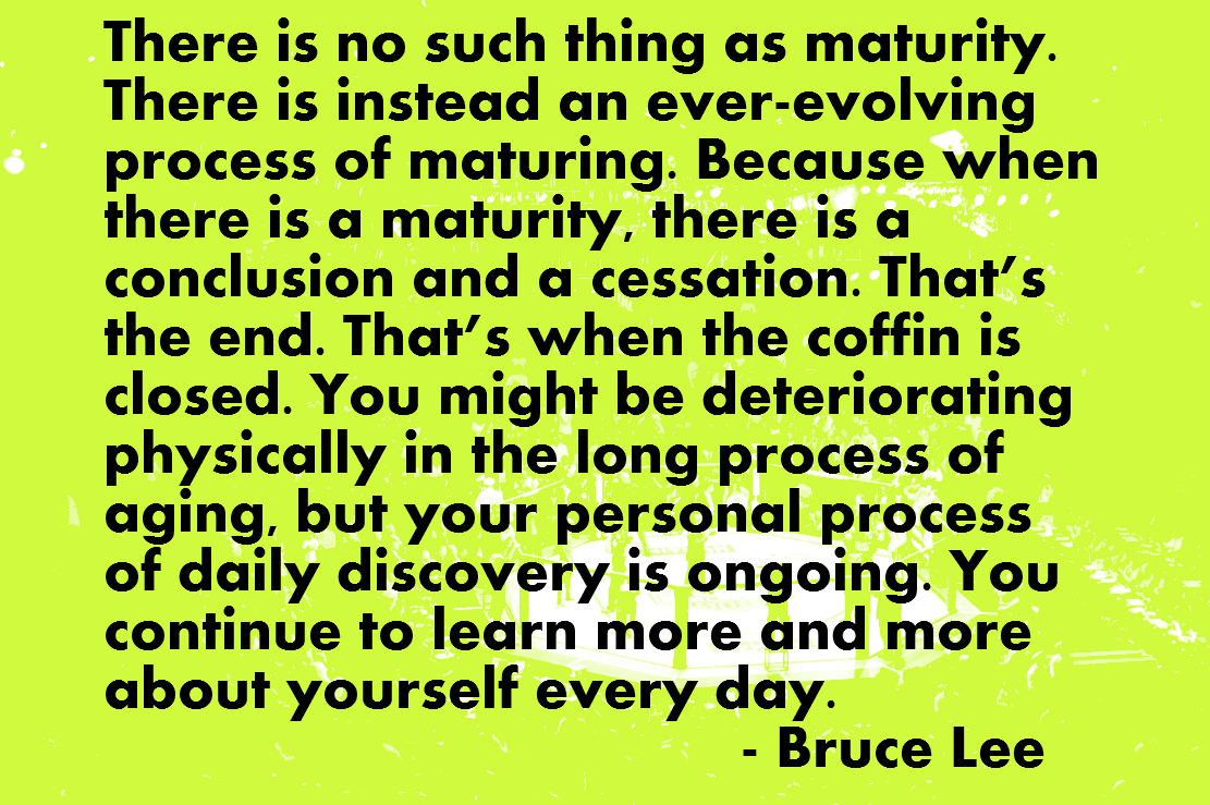 Maturity Quotes Motivational Quotes With Pictures Many Mma & Ufc Bruce Lee On
