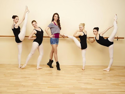 The cast of Bunheads