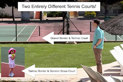 Recap on the Tennis Balls photo Two%2BEntirely%2BDifferent%2BTennis%2BCourts%2521