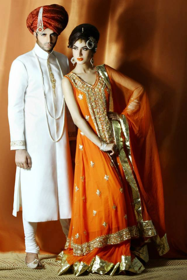 Bridal Dress for Men