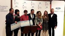 Fundación Cultural Latin GRAMMY en la ESEAM JPE