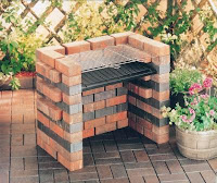Brick Barbecue Pictures1