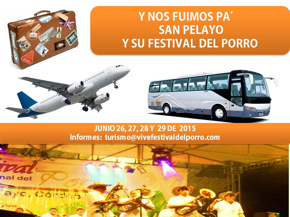 Viaje al Festival del Porro