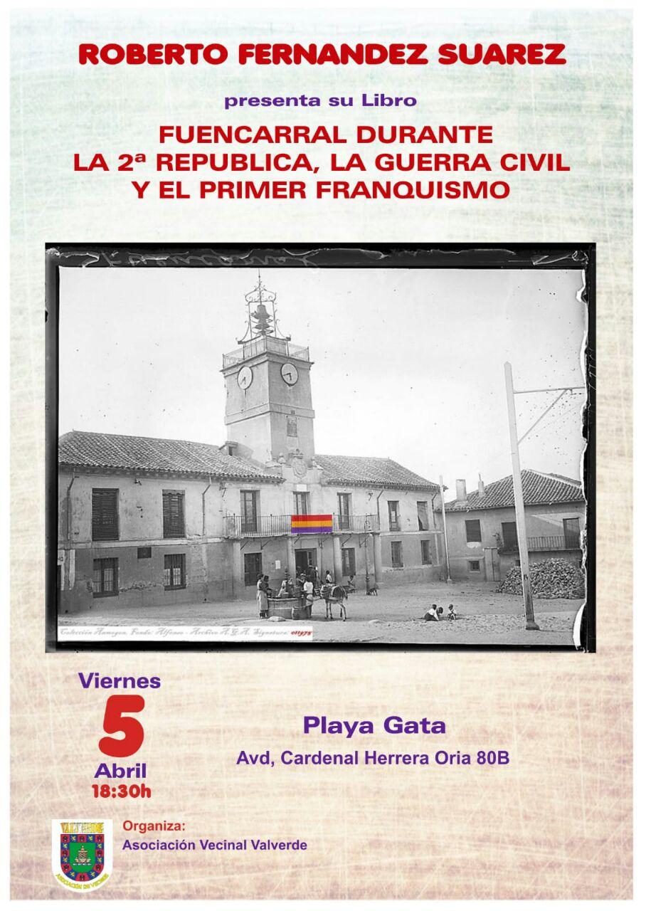 5 de abril: Fuencarral en la II Républica (presentación)