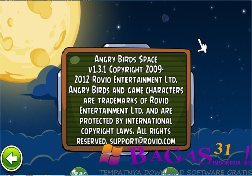 Angry Bird Space 1.3.1 Full Patch 2