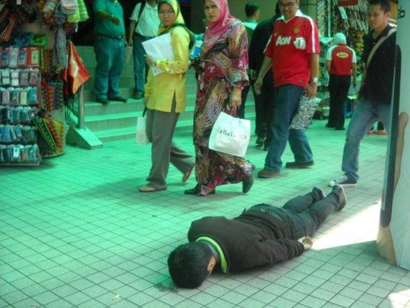 malaysia planking