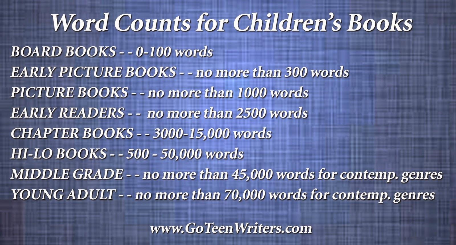 On Expanding Word Counts Part 1 Ellie Firestone Author