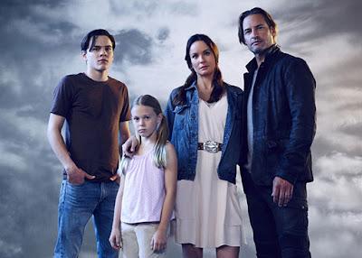 La familia Bowman