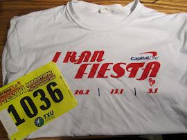 Fiesta 5k - Done!