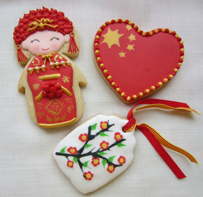 Galletas Decoradas Boda Zaragoza -China y Baturro