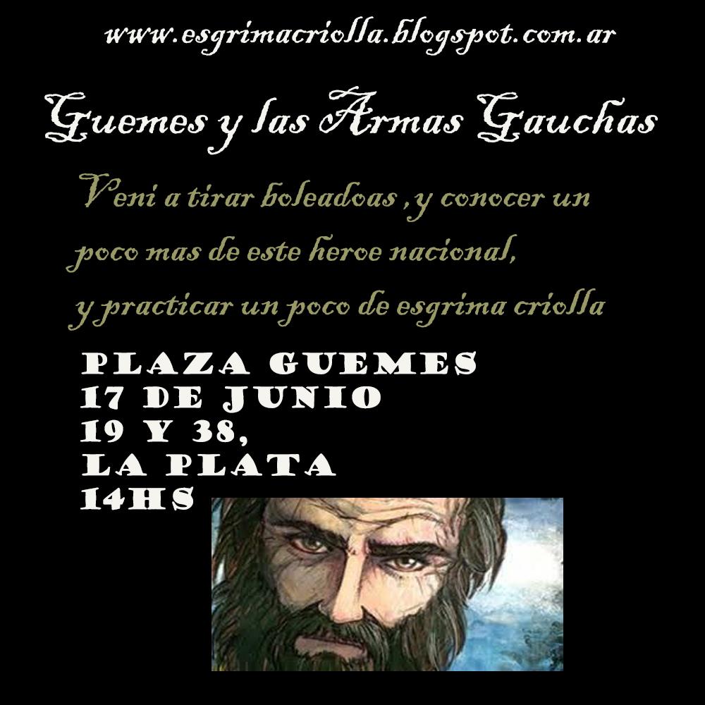 Guemes y Las Armas Gauchas