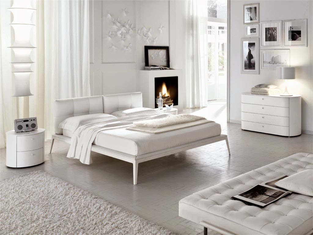 Bedroom Design Idea White