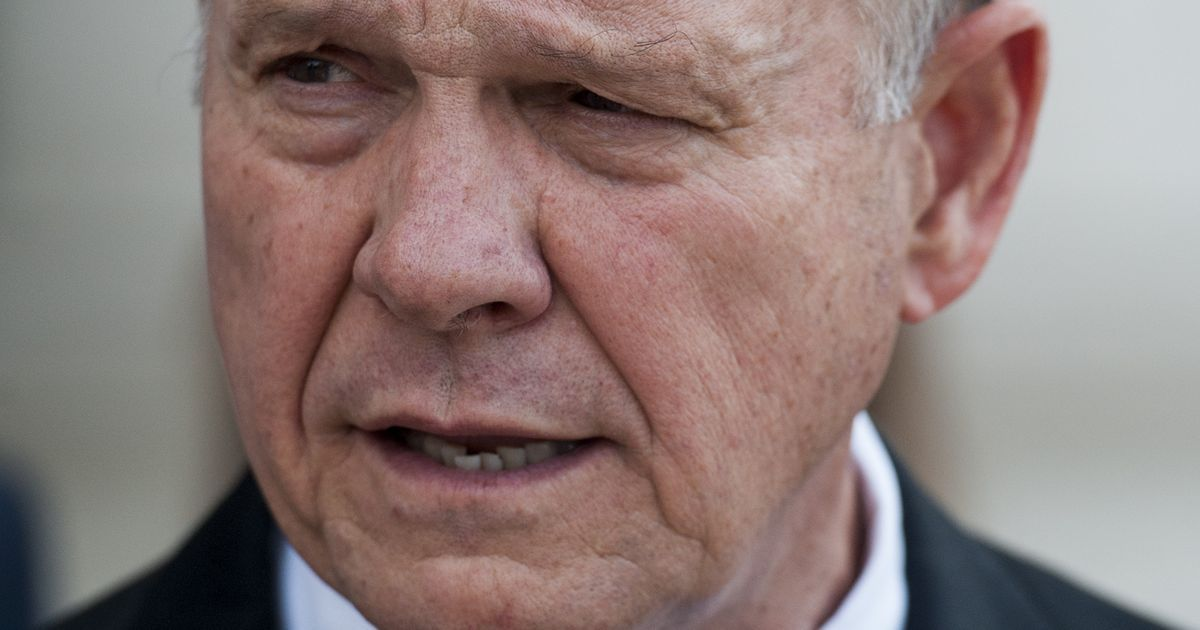 ROY MOORE: THE PEOPLES CHOICE