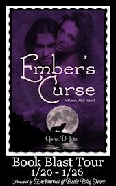 """Ember's Curse"" by Gena D. Lutz"
