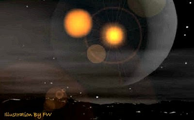 Stunning Increase In Orange Light UFO Sightings Nationwide