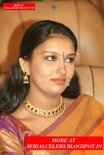 Serial actress vandana in thangam