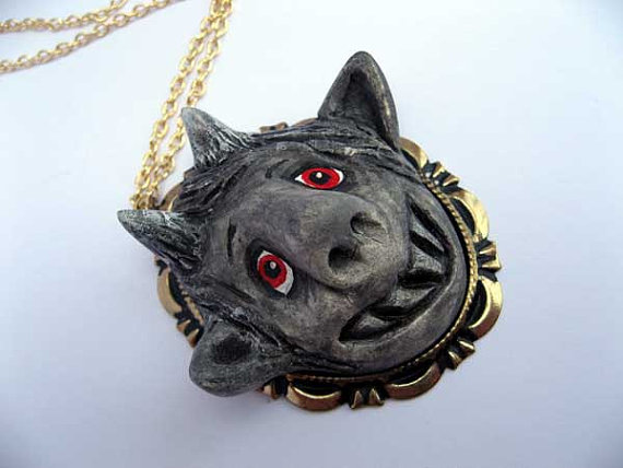 Autumn and boo so ive been a busy busy lady this spring and summer but heres a new fawn gargoyle pendant ive listed i hope you like it aloadofball Gallery