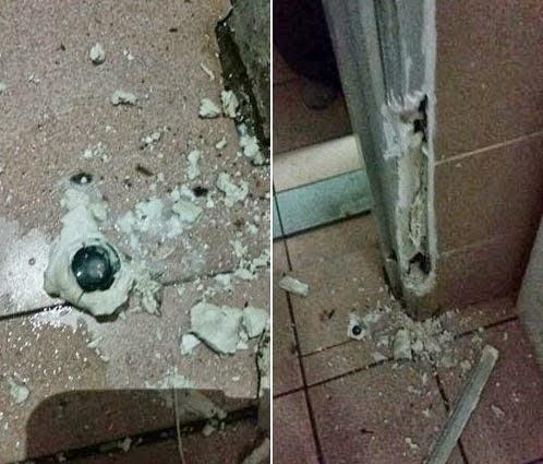 Gambar CCTV di jumpai ditandas Cafe UIAM mengejutkan pelajar