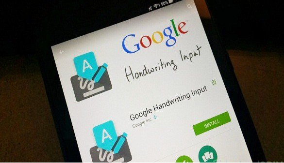 Google,news google,Google Handwriting Input