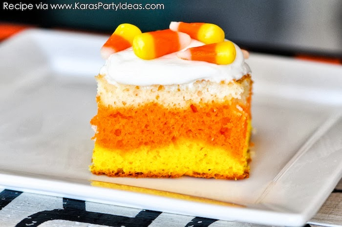 Sweet georgia sweet favorite things candy corn edition for Halloween desserts recipes with pictures