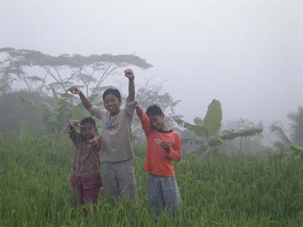 Sawah wetan, Lesanpuro, Kajoran, Magelang