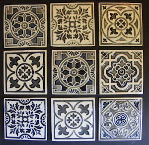 Victorian style tiles