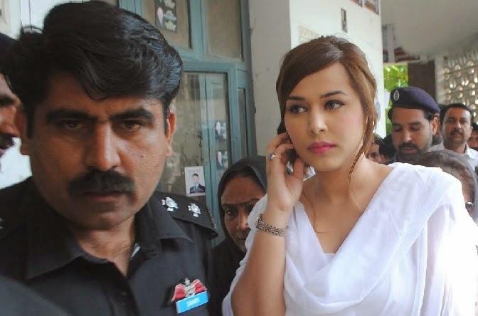 Ayyan Ali Court Hearing Photos