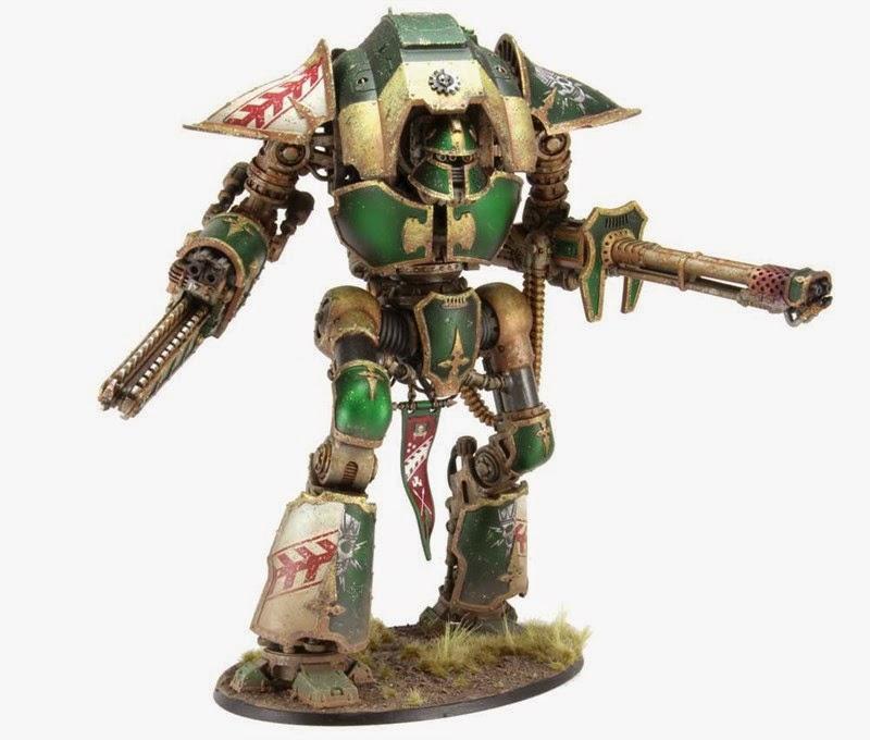 Cerastus Knight-Acheron frontal
