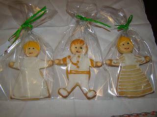 galletas de coradas