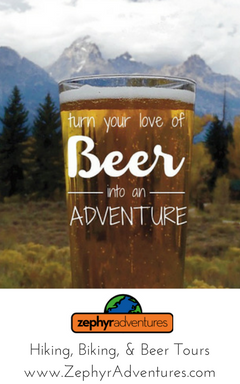 Greater Yellowstone Multisport & Beer Adventure, July 22–26, 2017