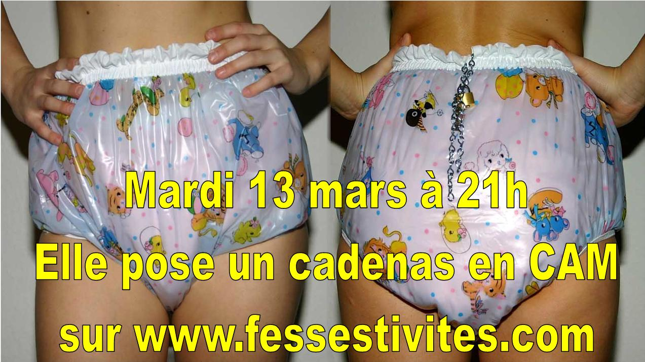 Domination et ABDL en webcam