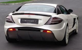 Mercedes Mclaren SLR Renovatio Pictures