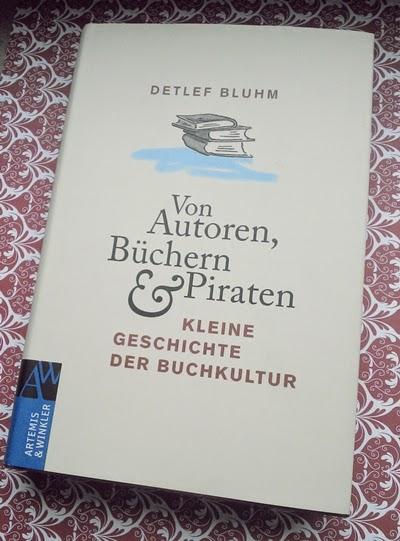 Detlef Bluhm: Von Autoren, Büchern & Piraten
