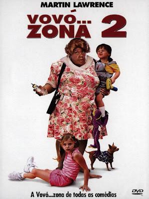 Vovó... Zona 2 - DVDRip Dublado