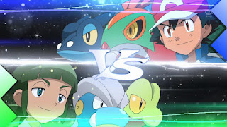 Pokemon XY Episode 73 Subtitle Indonesia