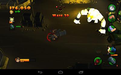 Burn Zombie Burn v2.0.0 APK