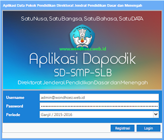 Download dapodik v.4.00